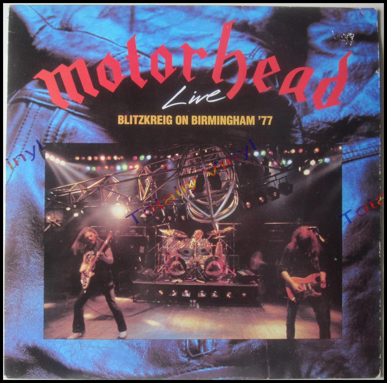 Totally Vinyl Records || Motorhead - Motorhead live