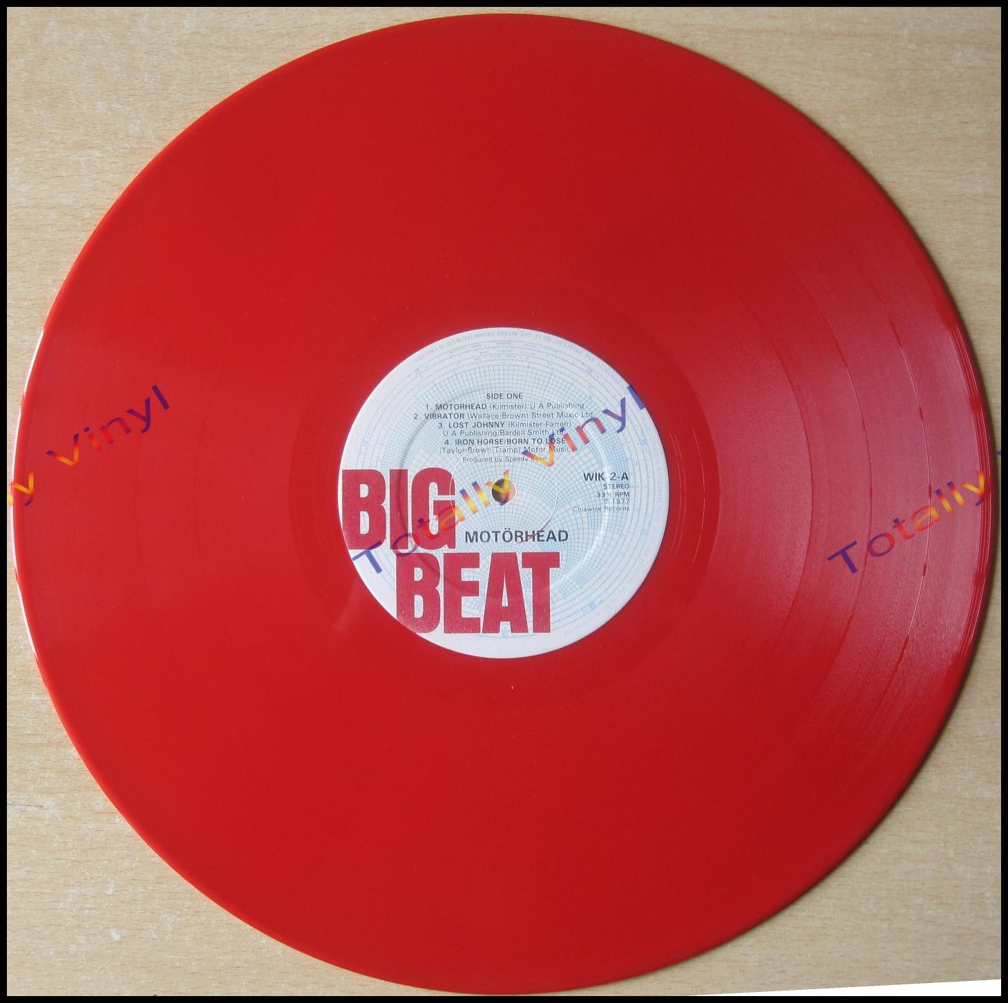 motörhead vinyl lp