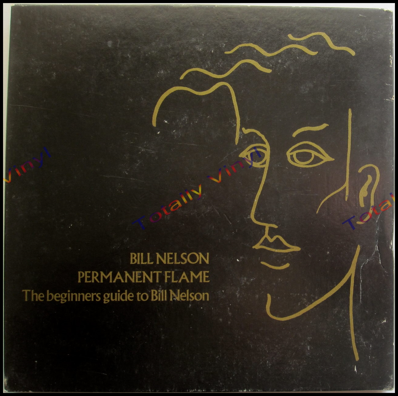 Bill Nelson - The Love That Whirls (Diary Of A Thinking Heart) / La Belle Et La Bete (Beauty And The Beast)