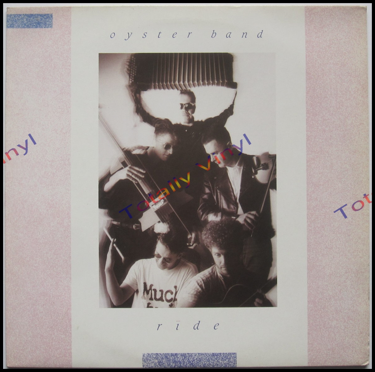 Totally Vinyl Records Oyster Band The Ride Lp