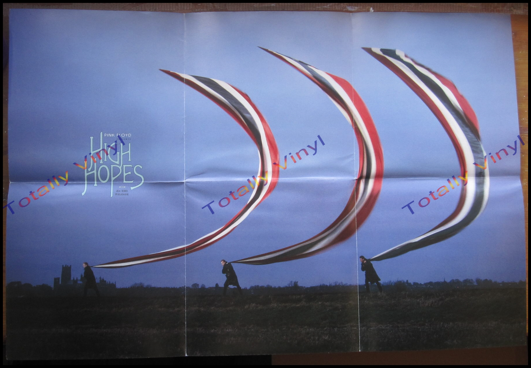 Totally Vinyl Records Pink Floyd High Hopes Radio
