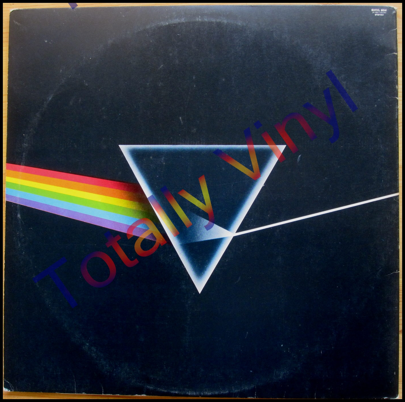 Totally Vinyl Records Pink Floyd The Dark Side Of The