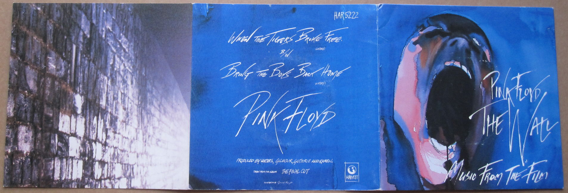 The best: pink floyd when the tigers broke free single dating