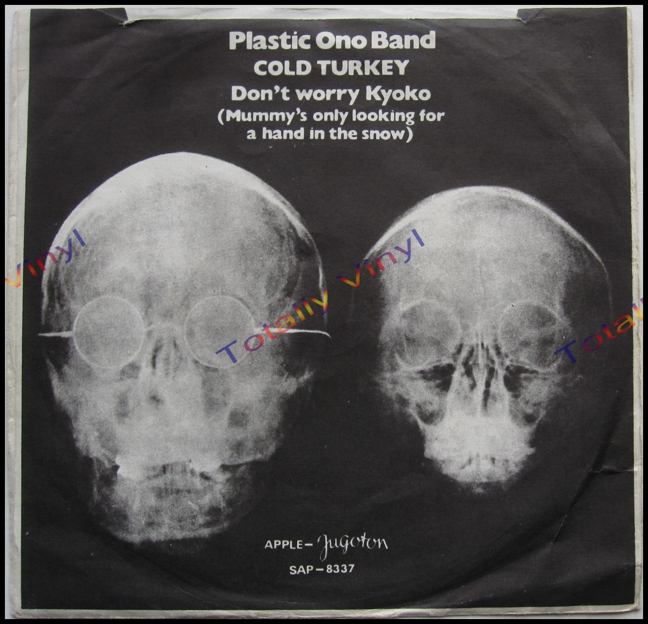 Plastic Ono Band Cold Turkey