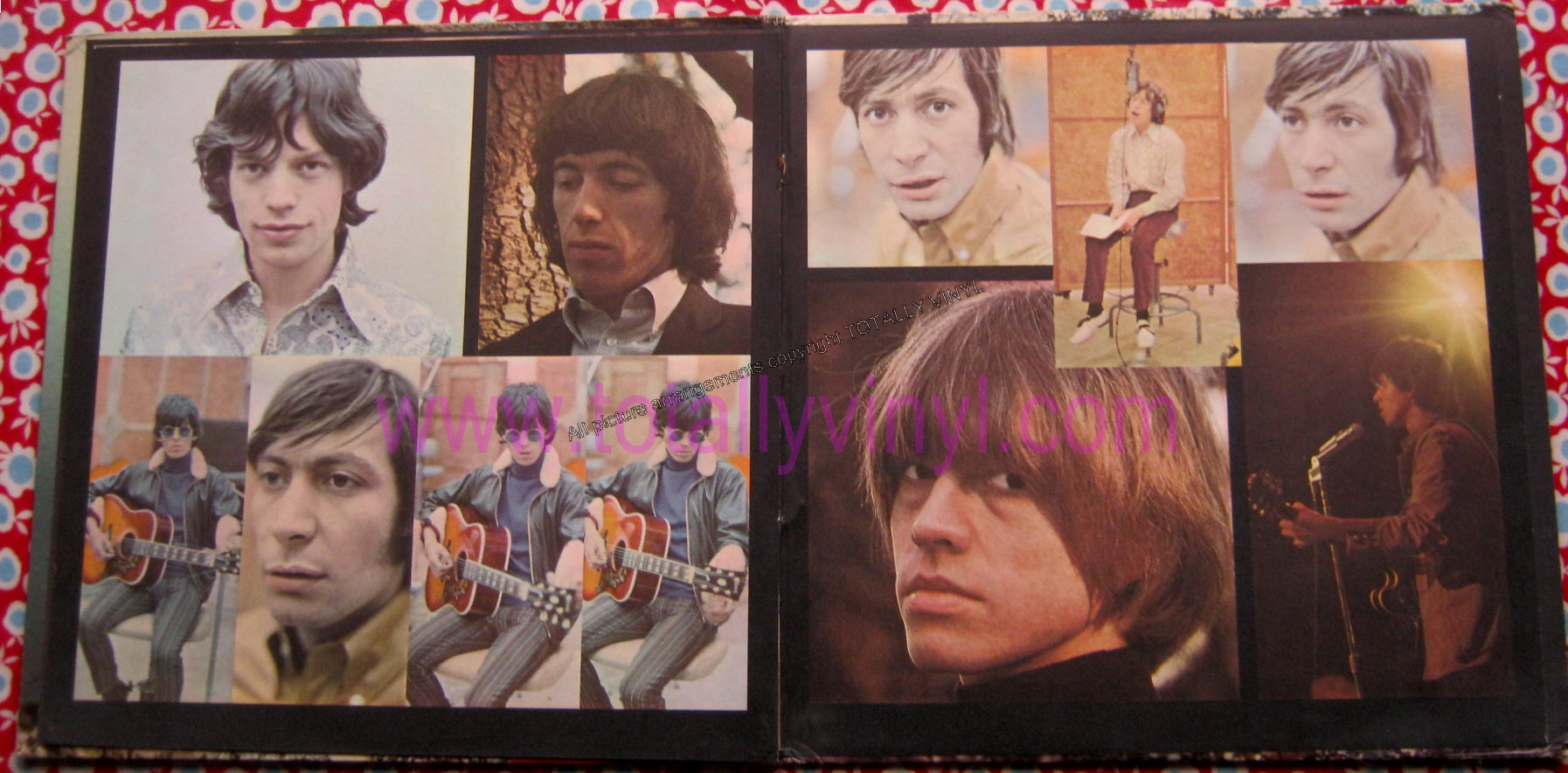 Totally Vinyl Records Rolling Stones The Big Hits