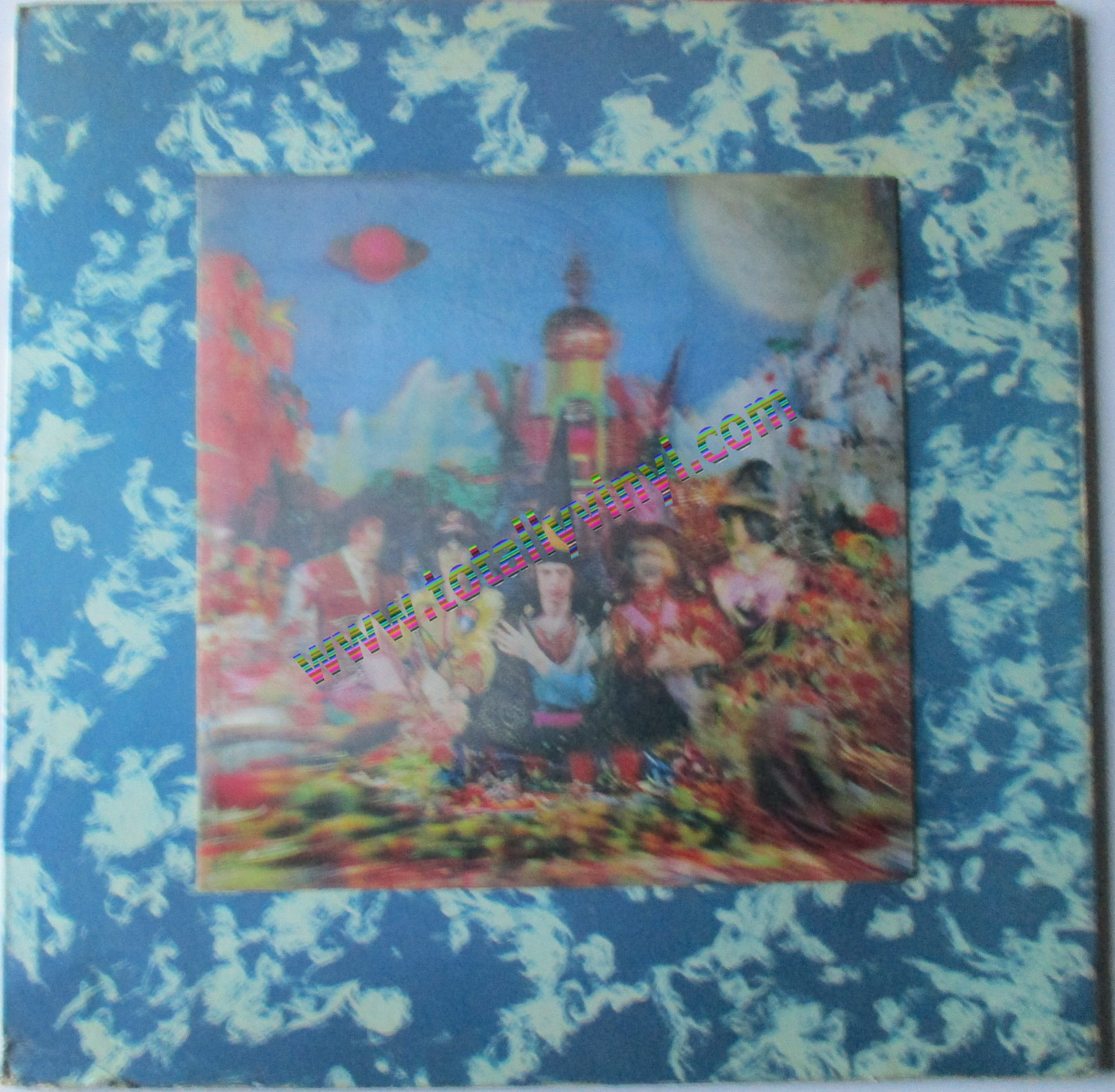 Totally Vinyl Records Rolling Stones The Their
