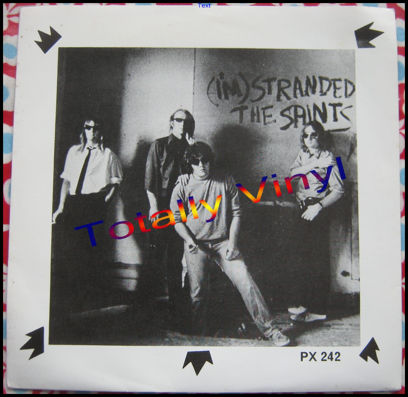 Totally Vinyl Records Saints The I M Stranded No