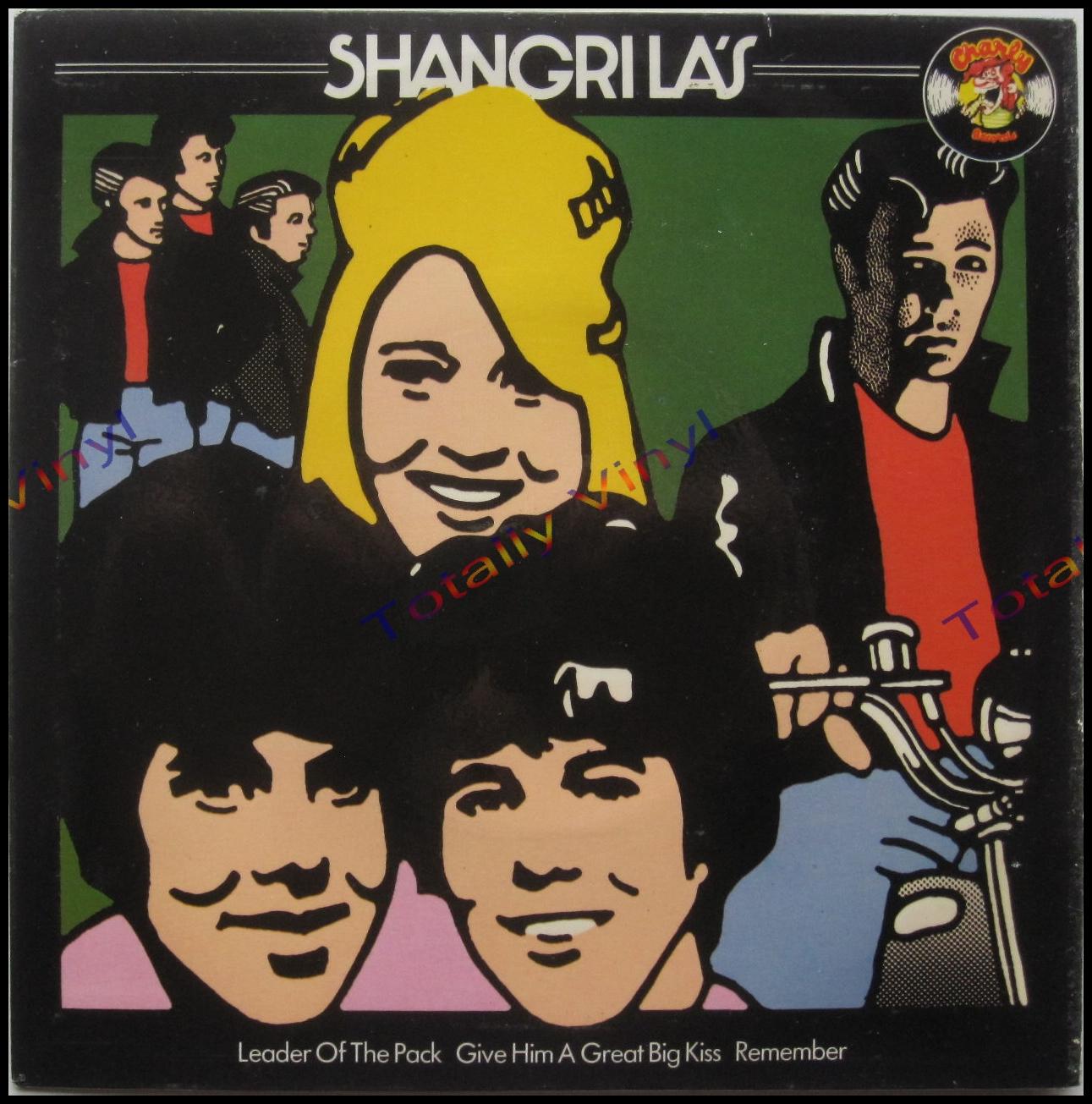 Totally Vinyl Records Shangri Las The Ep Remember
