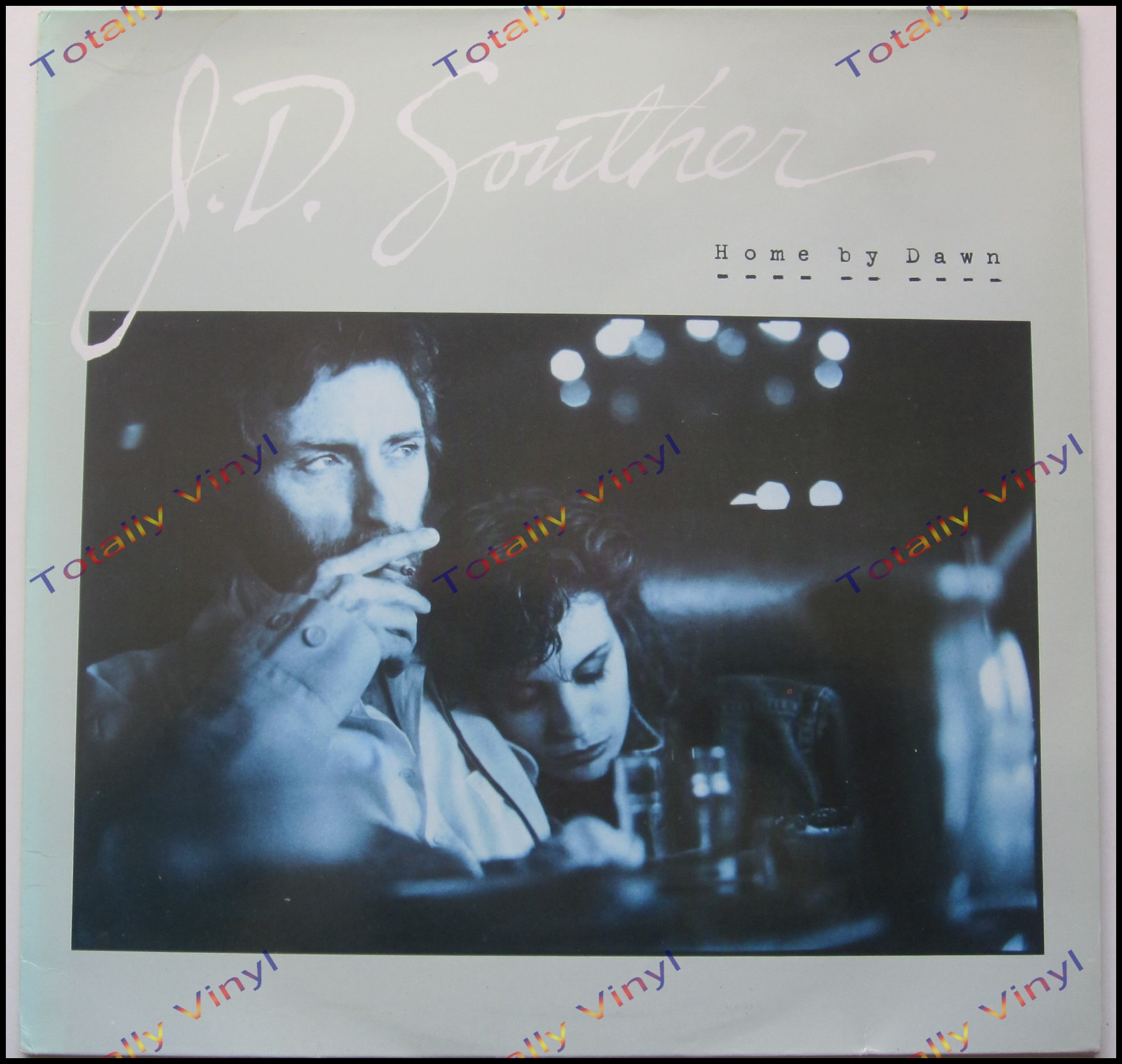 Totally Vinyl Records || Souther, J D - Home by dawn LP