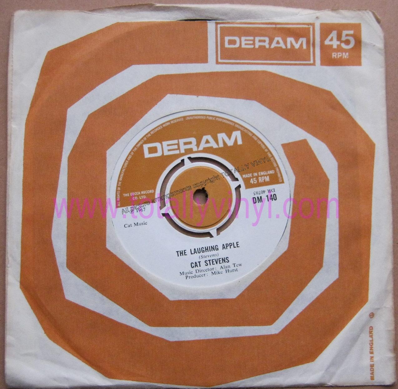 Totally Vinyl Records Stevens Cat A Bad Night The