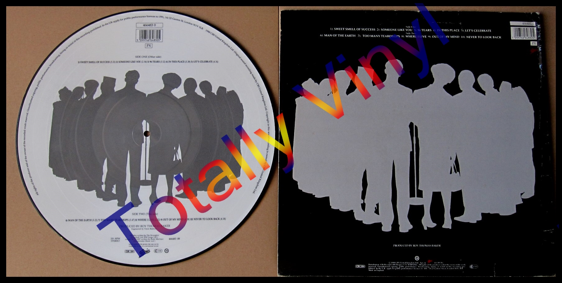 Totally Vinyl Records Stranglers The 10 Lp Picture