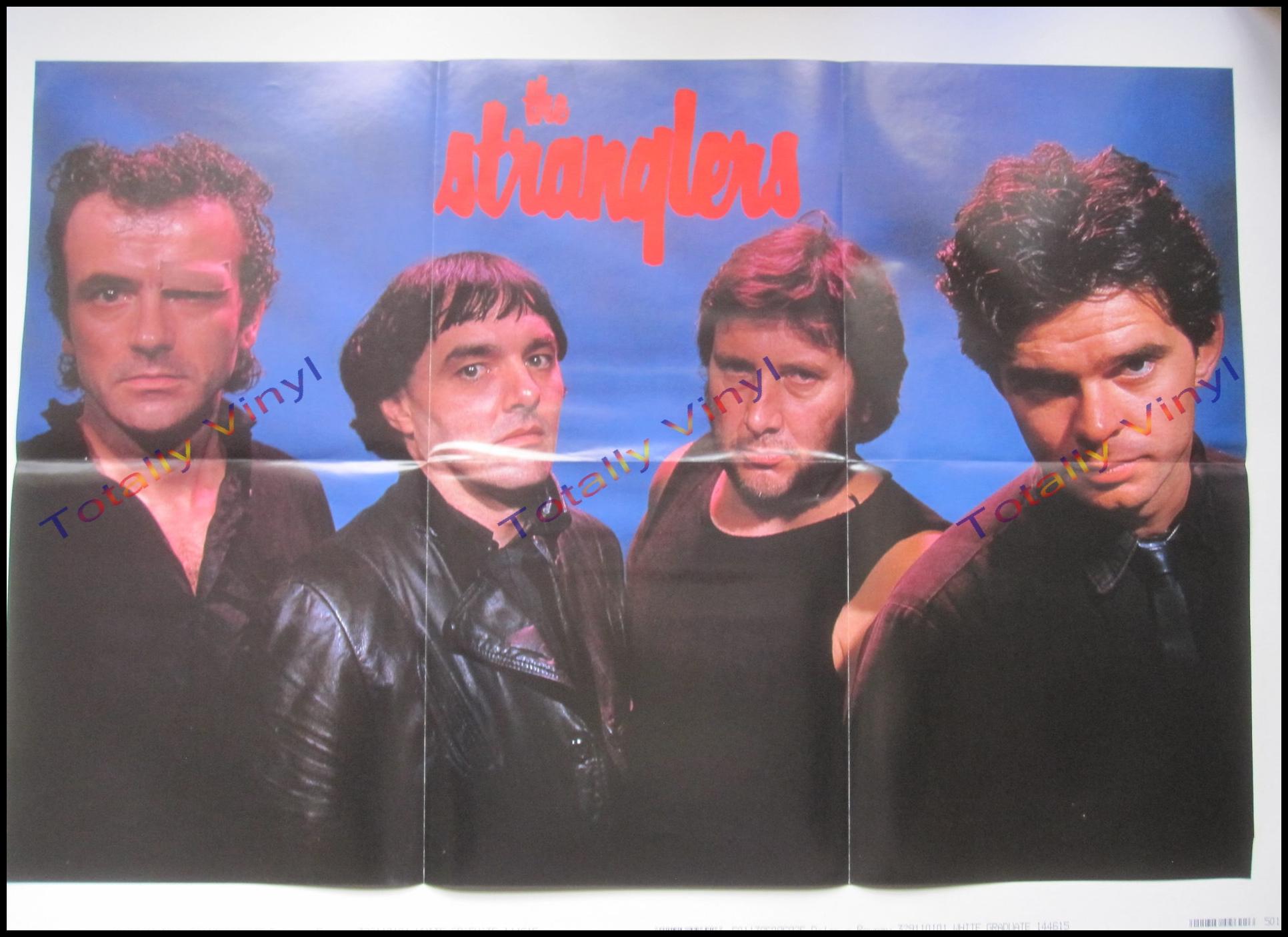 Totally Vinyl Records Stranglers The Let Me Down