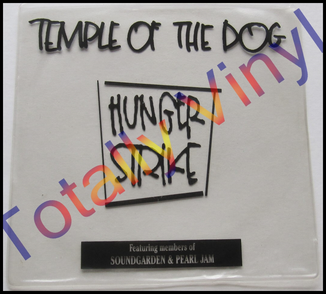 Totally Vinyl Records Temple Of The Dog Hunger Strike