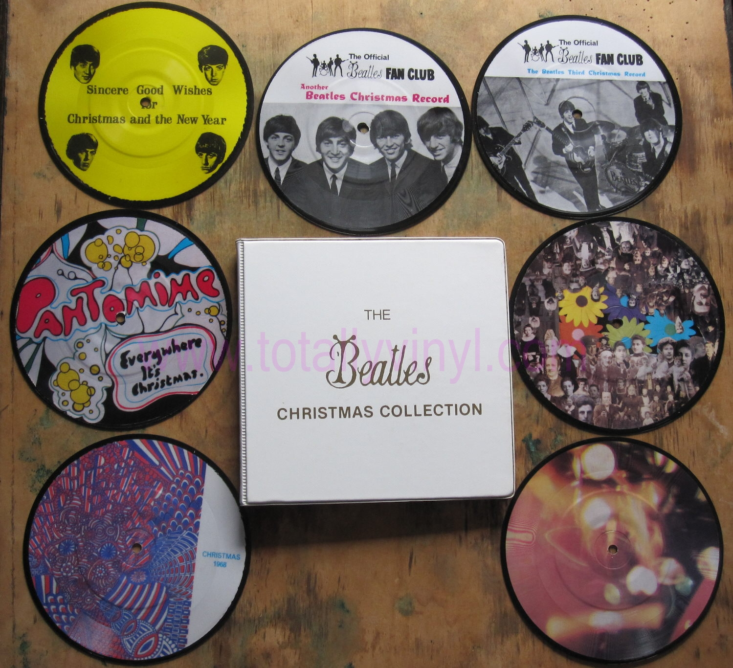 Totally Vinyl Records Beatles The The Beatles