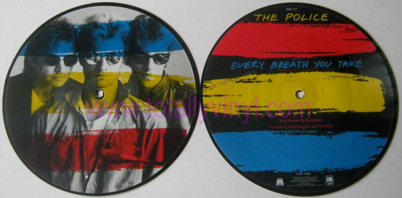 Totally Vinyl Records Police The Every Breath You