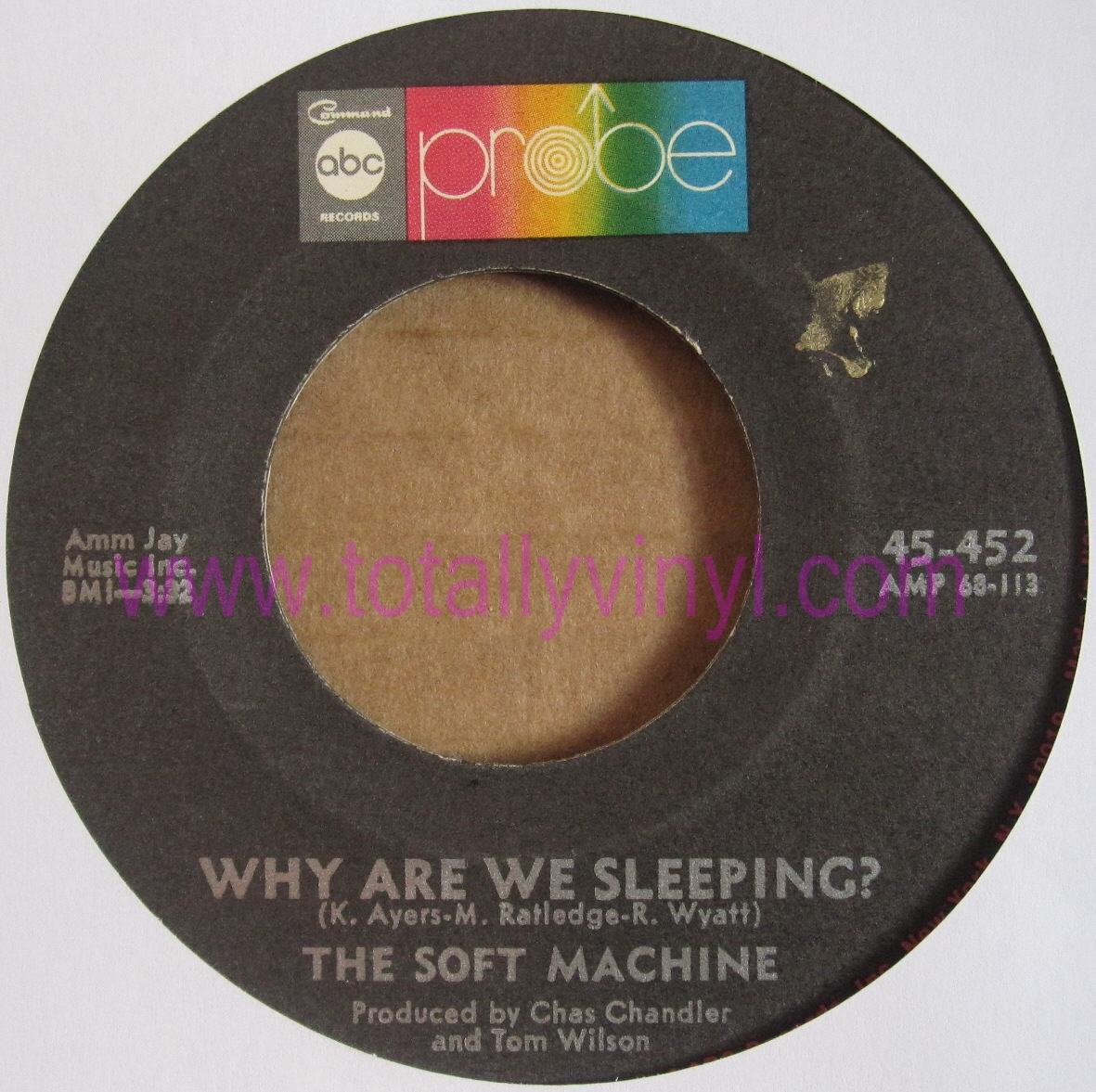 soft machine why am i so