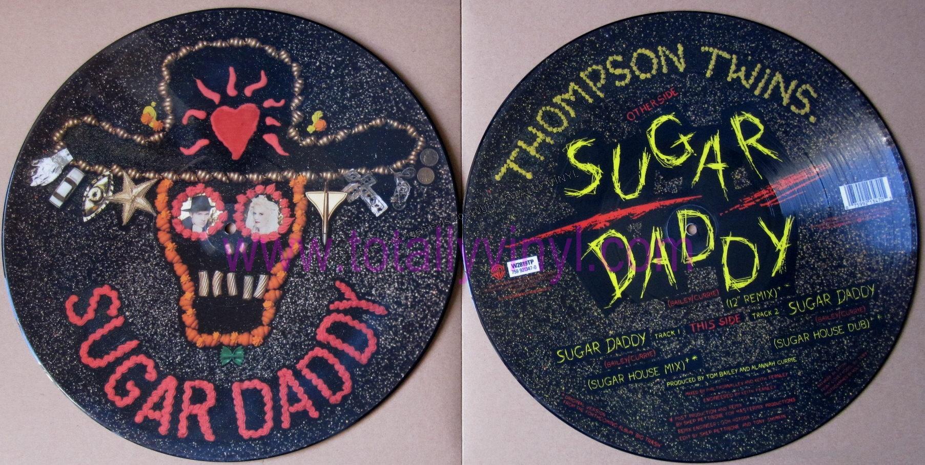 'Sugar Daddy' - Thompson Twins