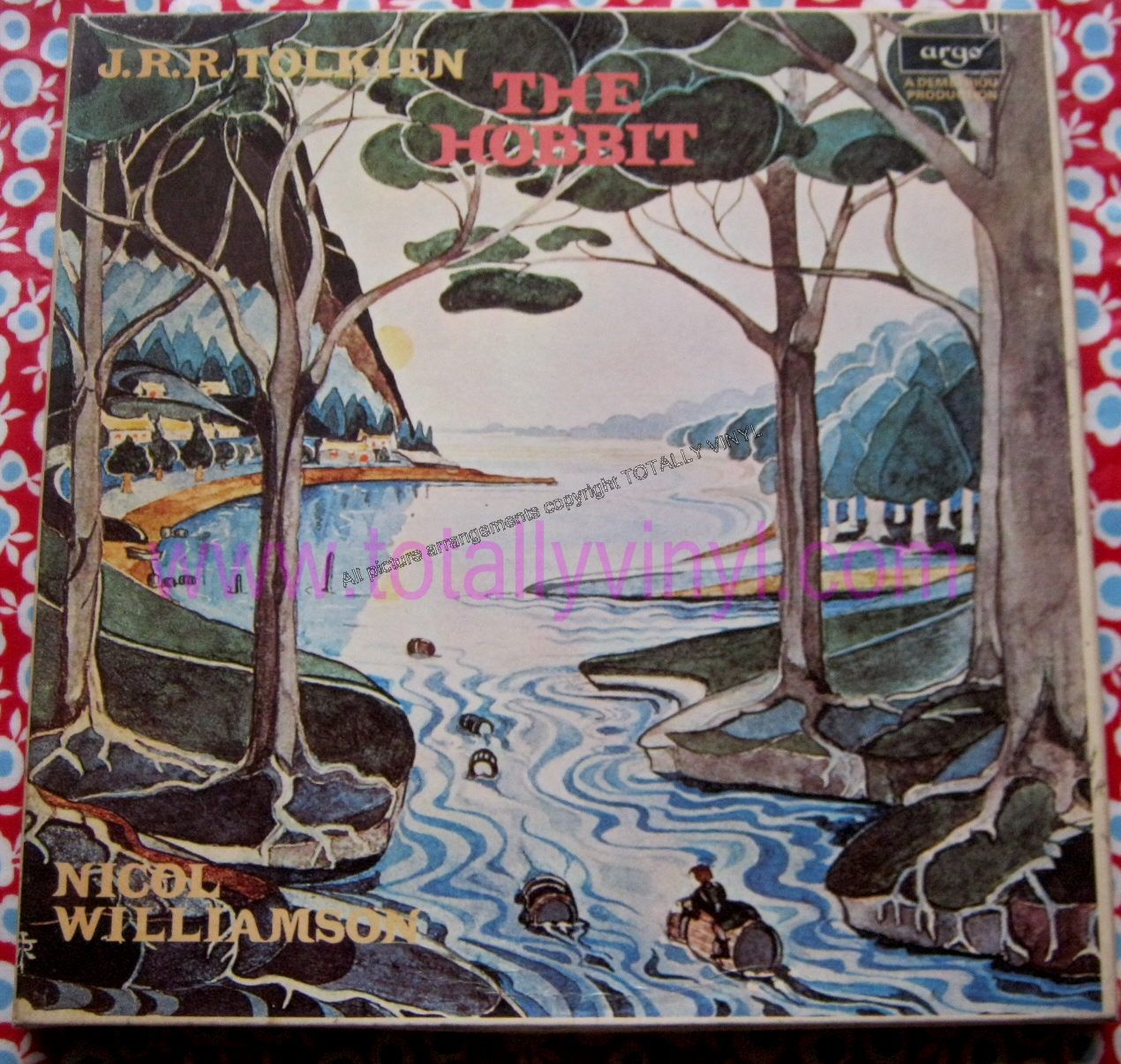 Nicol Williamson the hobbit vinyl