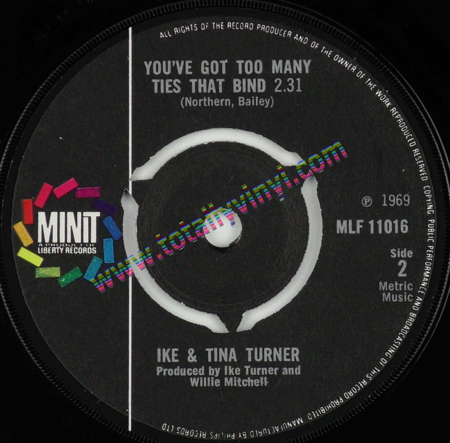 Turner, Ike And Tina - I'm Gonna