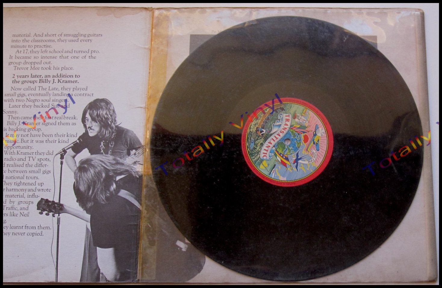 Totally Vinyl Records Unicorn Uphill All The Way Lp