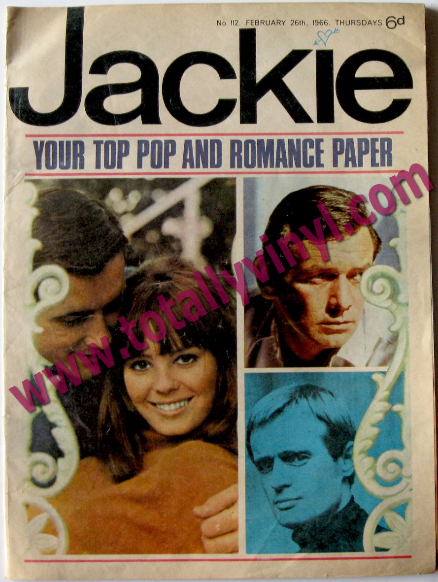 Totally Vinyl Records Various Artists Jackie The