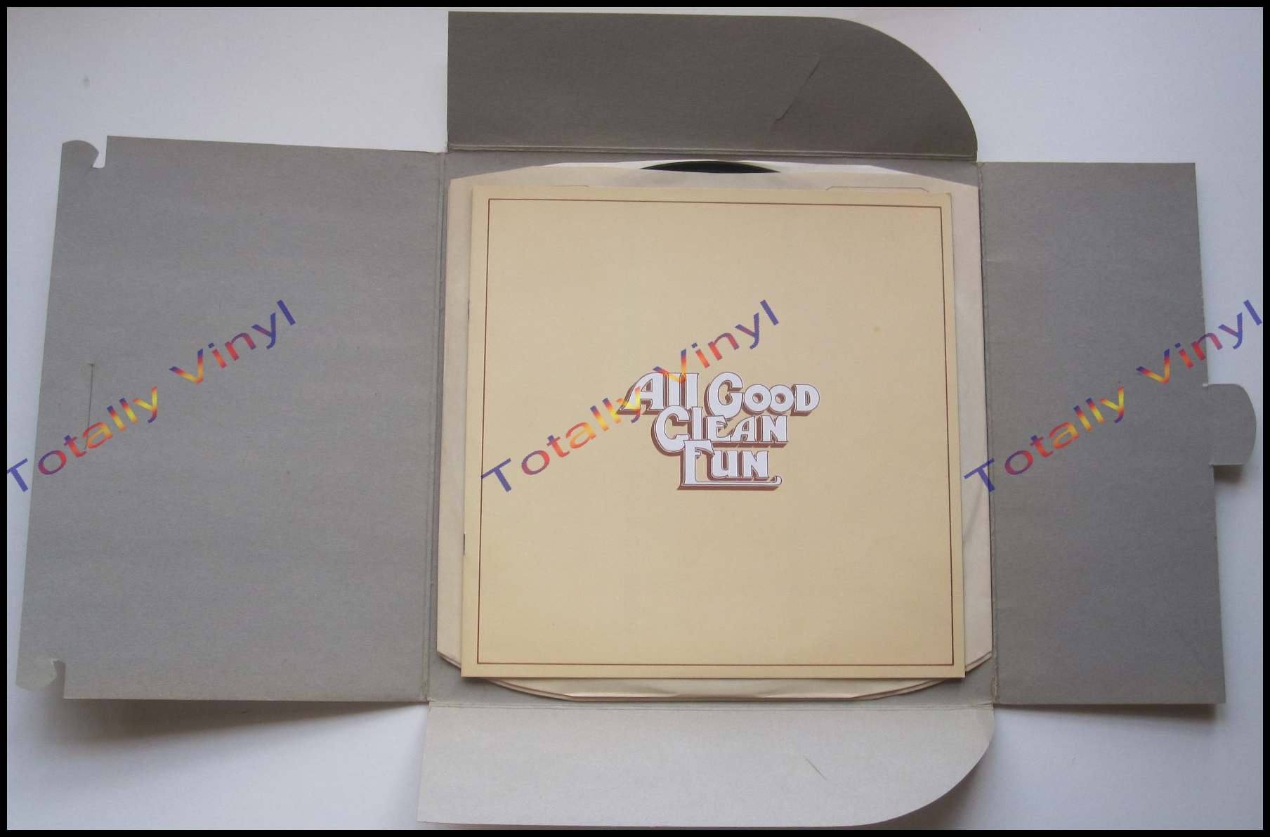 Totally Vinyl Records Various Artists All Good Clean