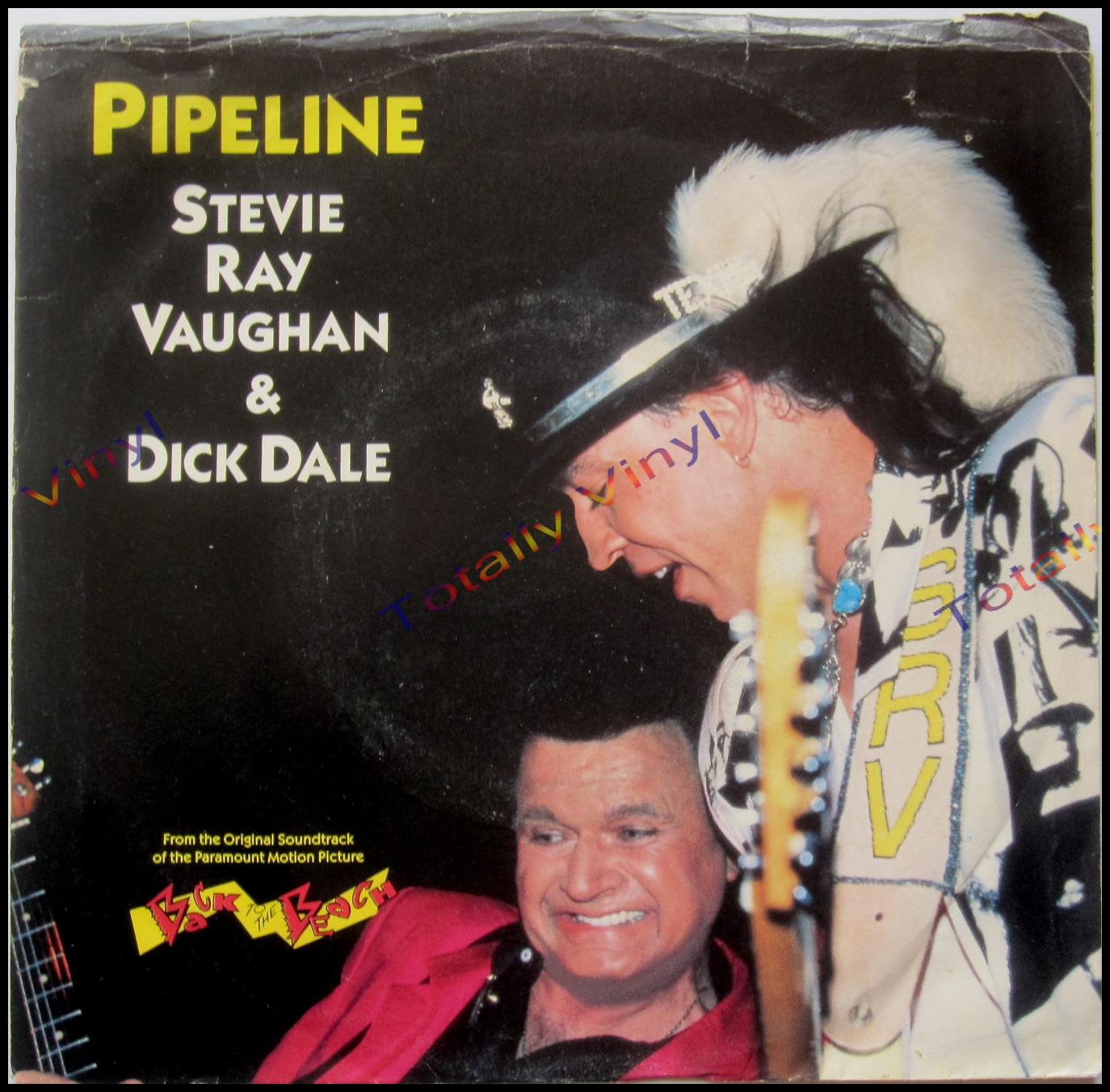 Dick Dale And Stevie Ray Vaughn 97