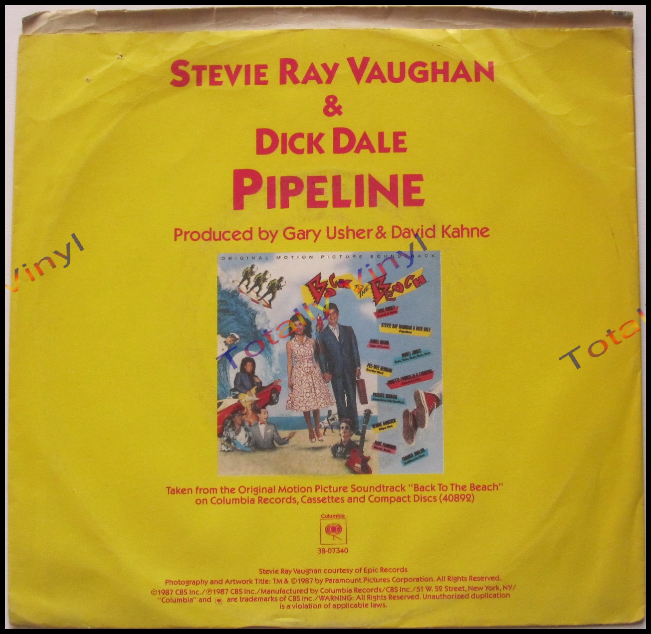 Dick Dale And Stevie Ray Vaughn 76