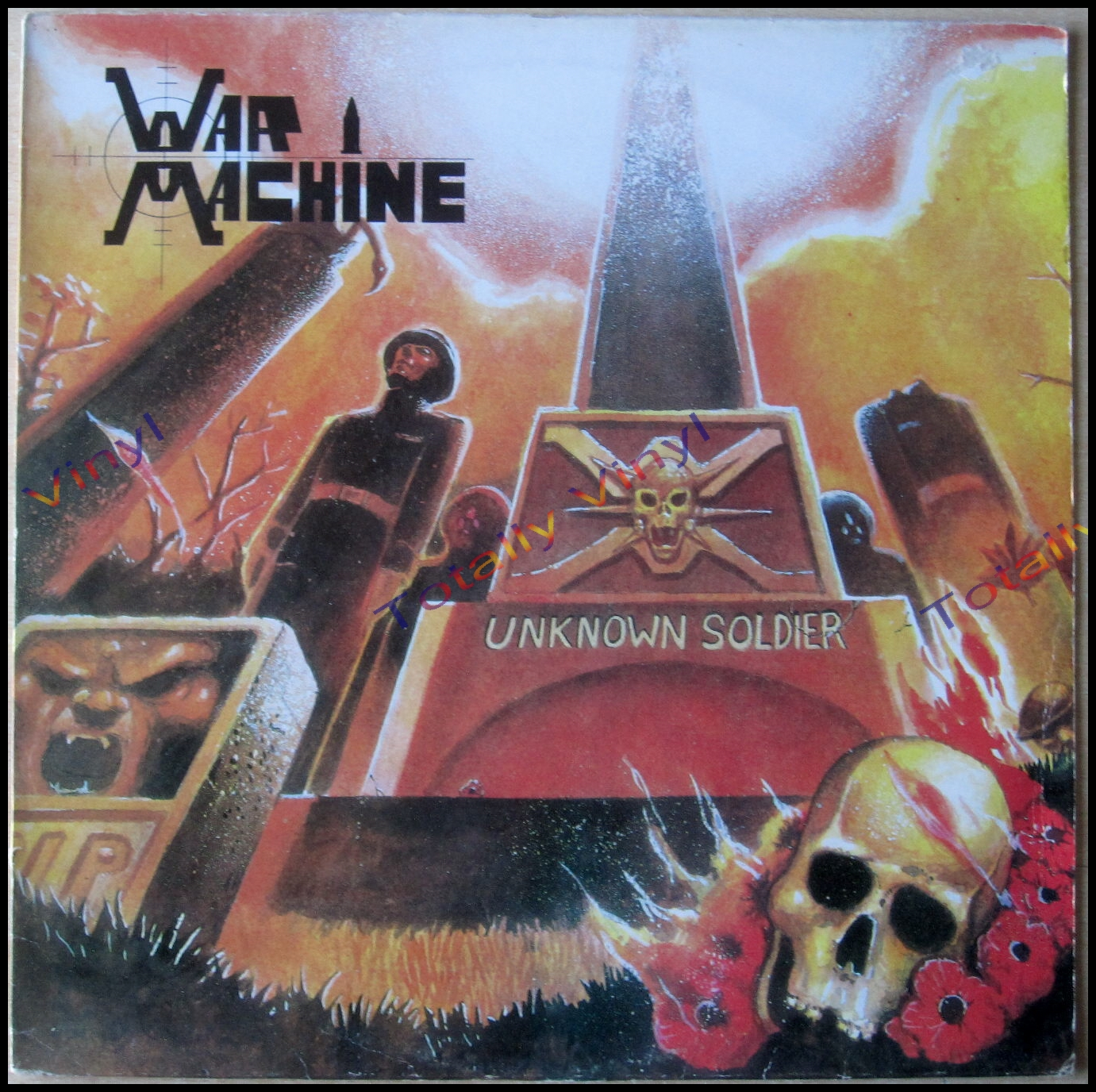 War Machine Record