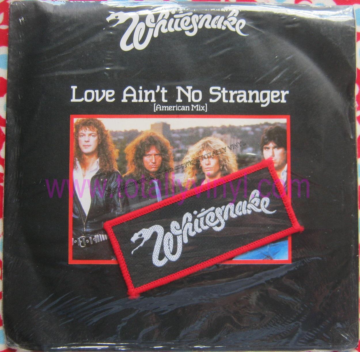 Totally Vinyl Records Whitesnake Love Ain T No