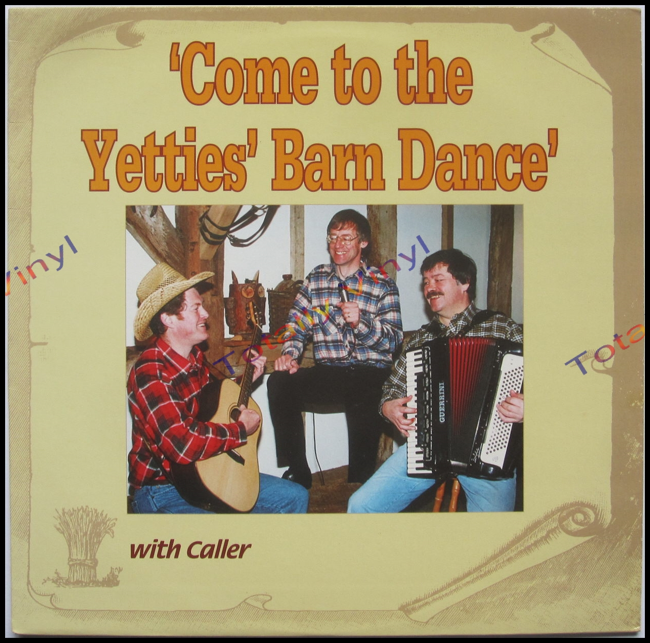 Totally Vinyl Records || Yetties, The - Come to the ...