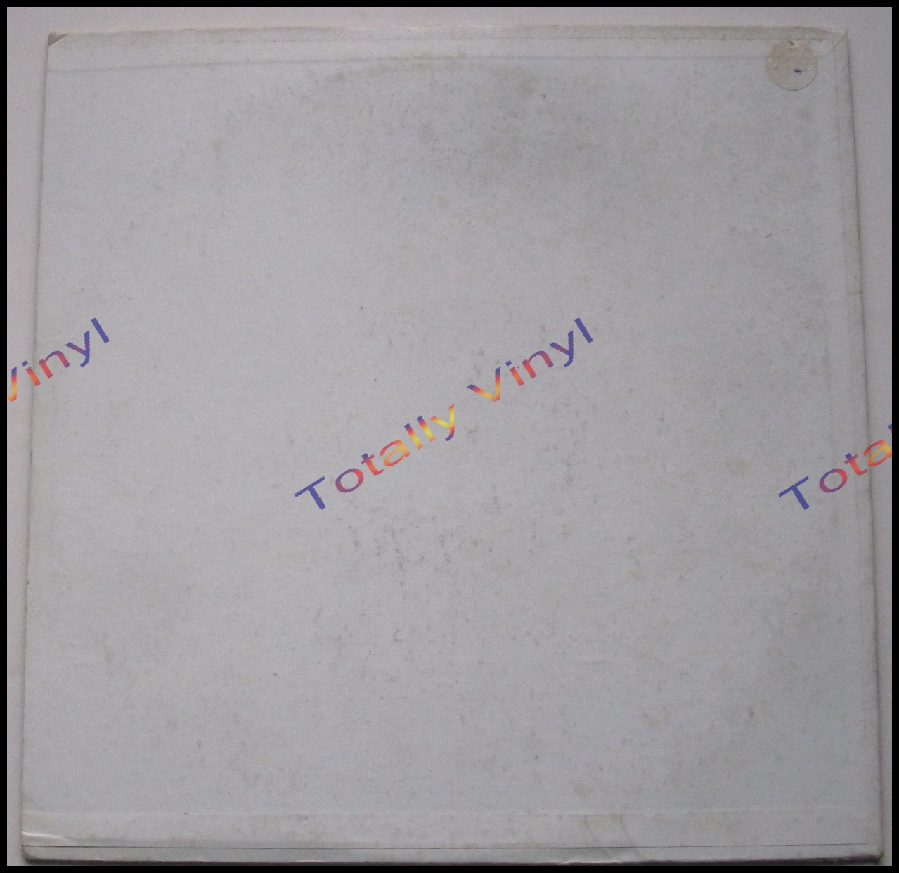 Totally Vinyl Records Zappa Frank Clean Cuts From